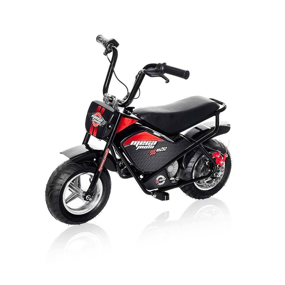 Mega Moto Electric 24 Volt Youth Mini Bike Mm E250 The