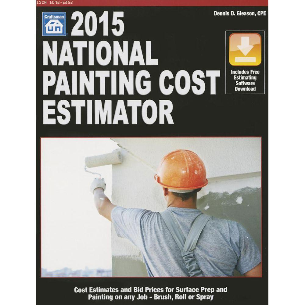 null National Painting Cost Estimator 2015
