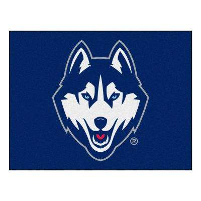 University of Connecticut 3 ft. x 4 ft. All-Star Area Rug
