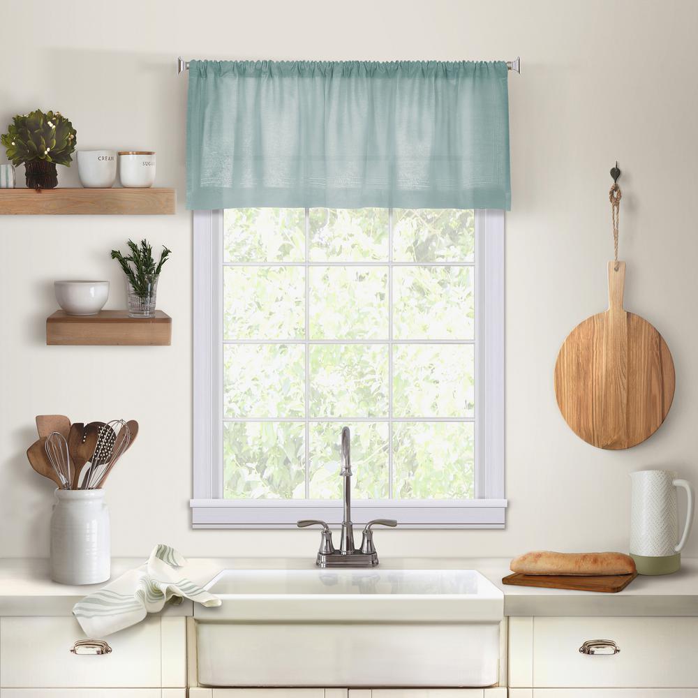 Attrayant Cameron Kitchen Tier Window Valance