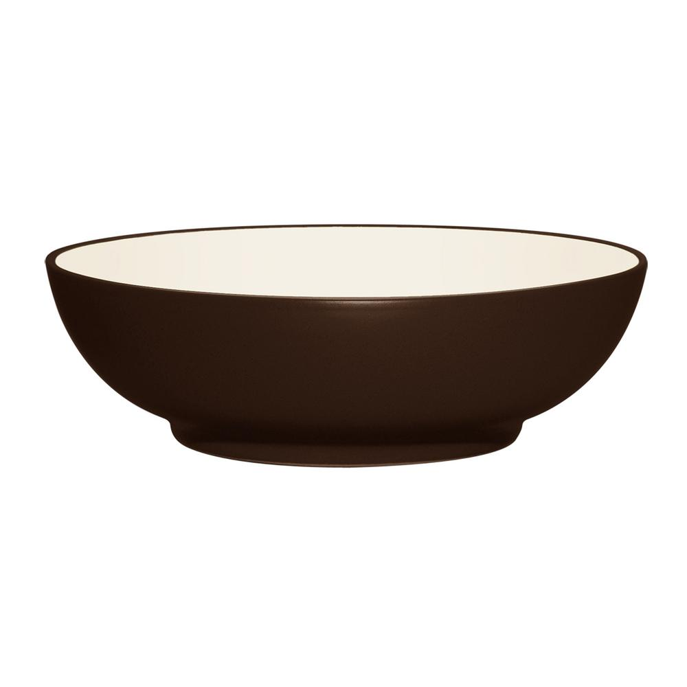 Colorwave Chocolate Cereal/Soup Bowl