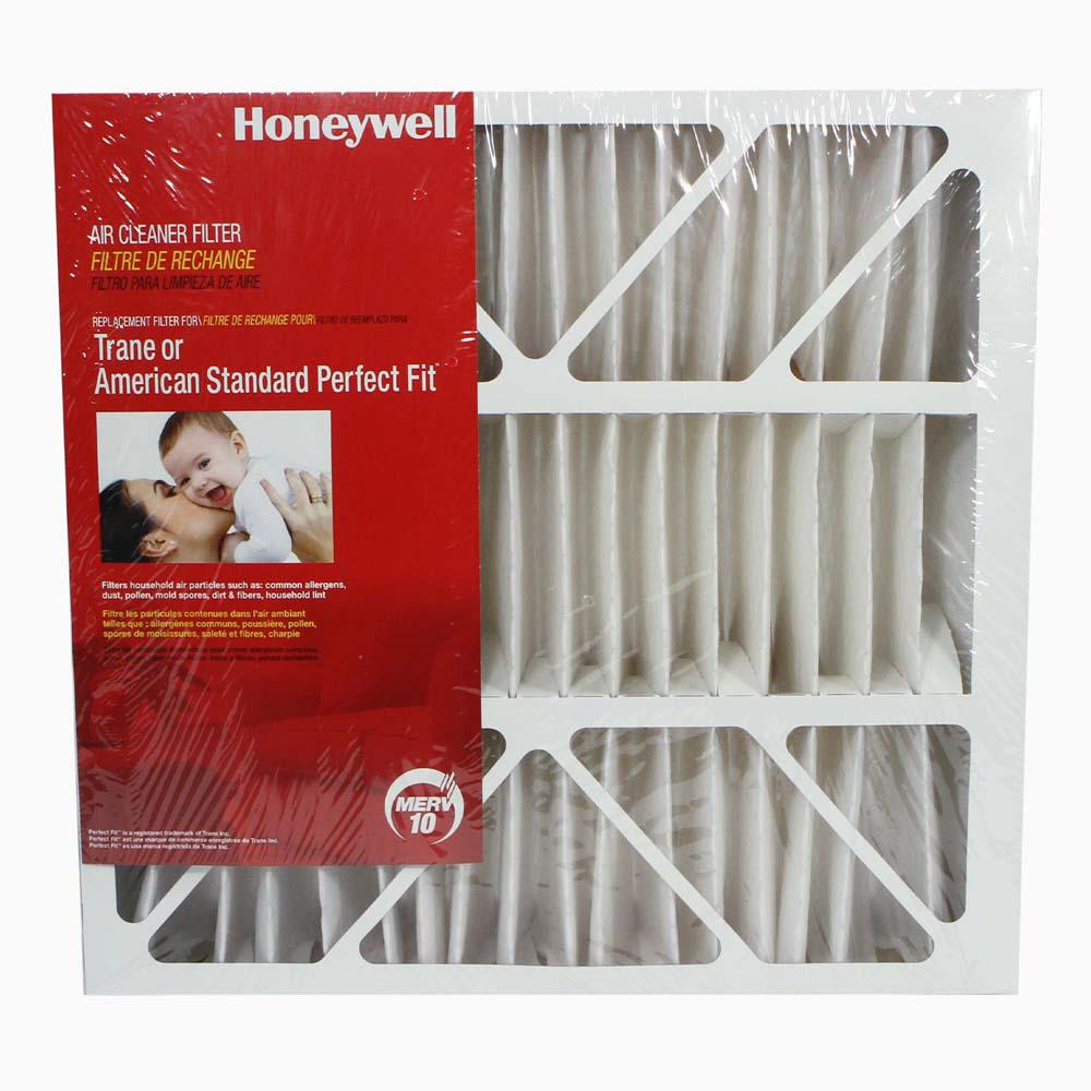 Honeywell 21 1 2 In X 5 Merv 10 Replacement Air Cleaner Filter Trn2121t1 The Home Depot