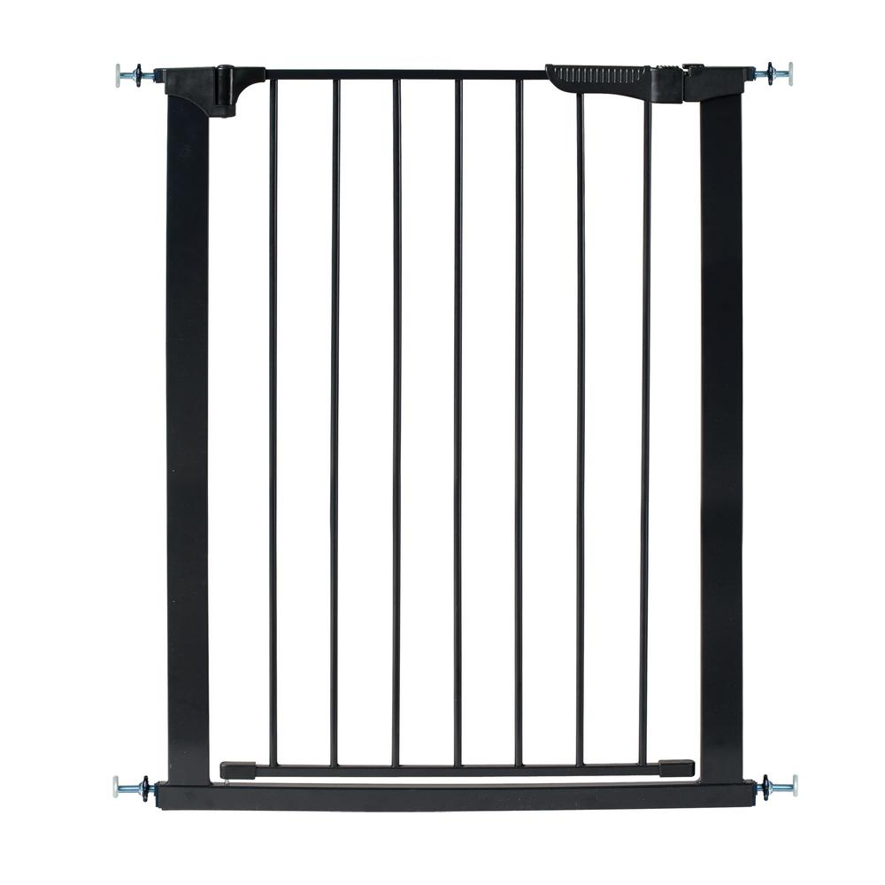 KidCo 36 in. H Pressure Mount Gate Tall and Wide Auto Clo...