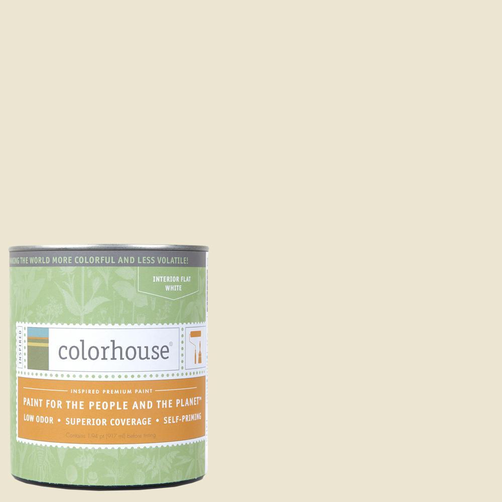 Colorhouse 1 qt. Air .02 Flat Interior Paint
