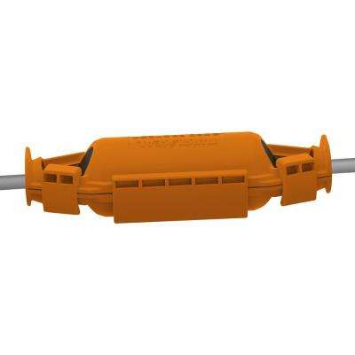 Heavy Duty Cord Protector orange