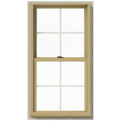 25.375 in. x 48 in. W-2500 Double-Hung Aluminum Clad Wood Window