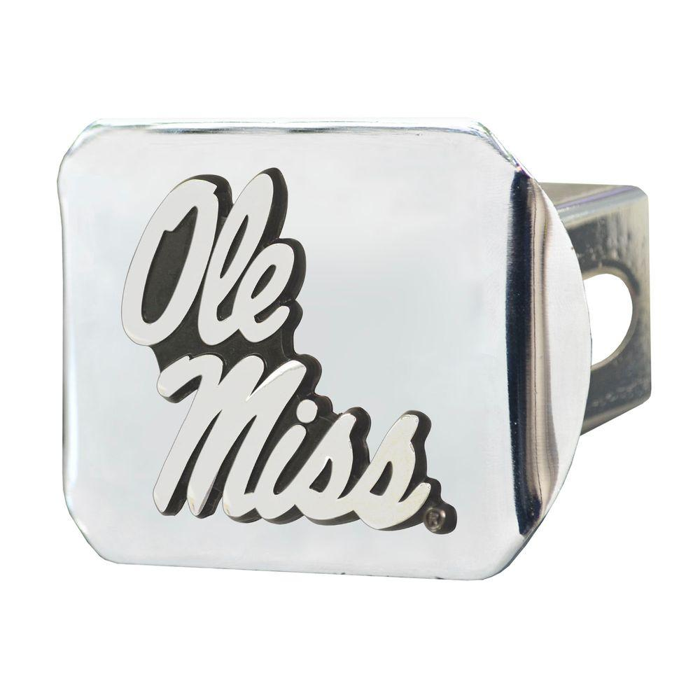 NCAA - University of Mississippi (Ole Miss) Class III Hitch Cover