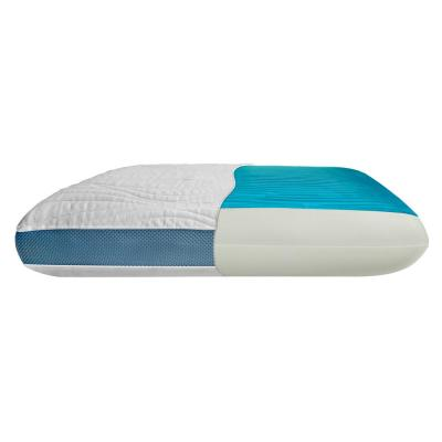 Clima-Comfort Gel Molded Pillow (2-Pack)