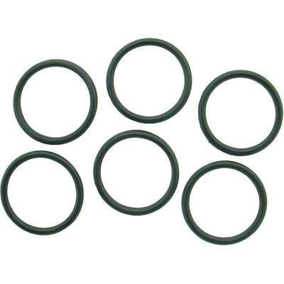 3/4 in. O.D. x 5/8 in. I.D. #240 Rubber O-Ring (6-Pack)