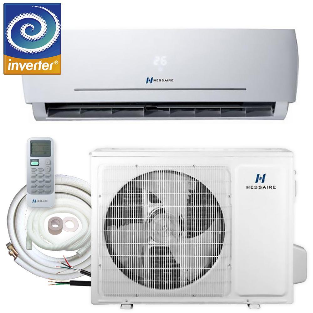 18,000 BTU 1.5 Ton 208/230V Ductless Mini Split Air Conditioner -