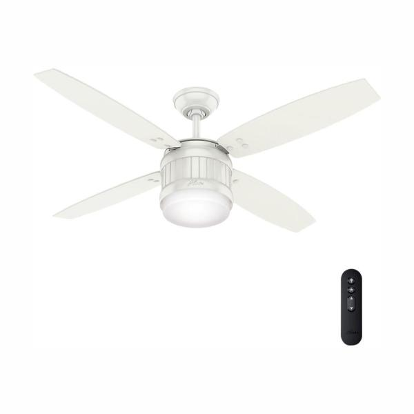 Home Garden Hunter Nomad Portable Ceiling Fan Stand 26503 White 136 Lbs Patio Outdoor New Lamps Lighting Ceiling Fans