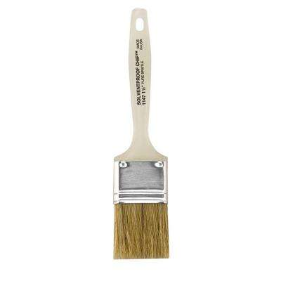 1-1/2 in. Flat Solvent-Proof Chip Brush (24-Pack)