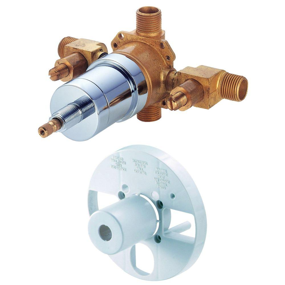 MultiChoice Universal Tub and Shower Valve Body Rough-In Kit-R10000 ...