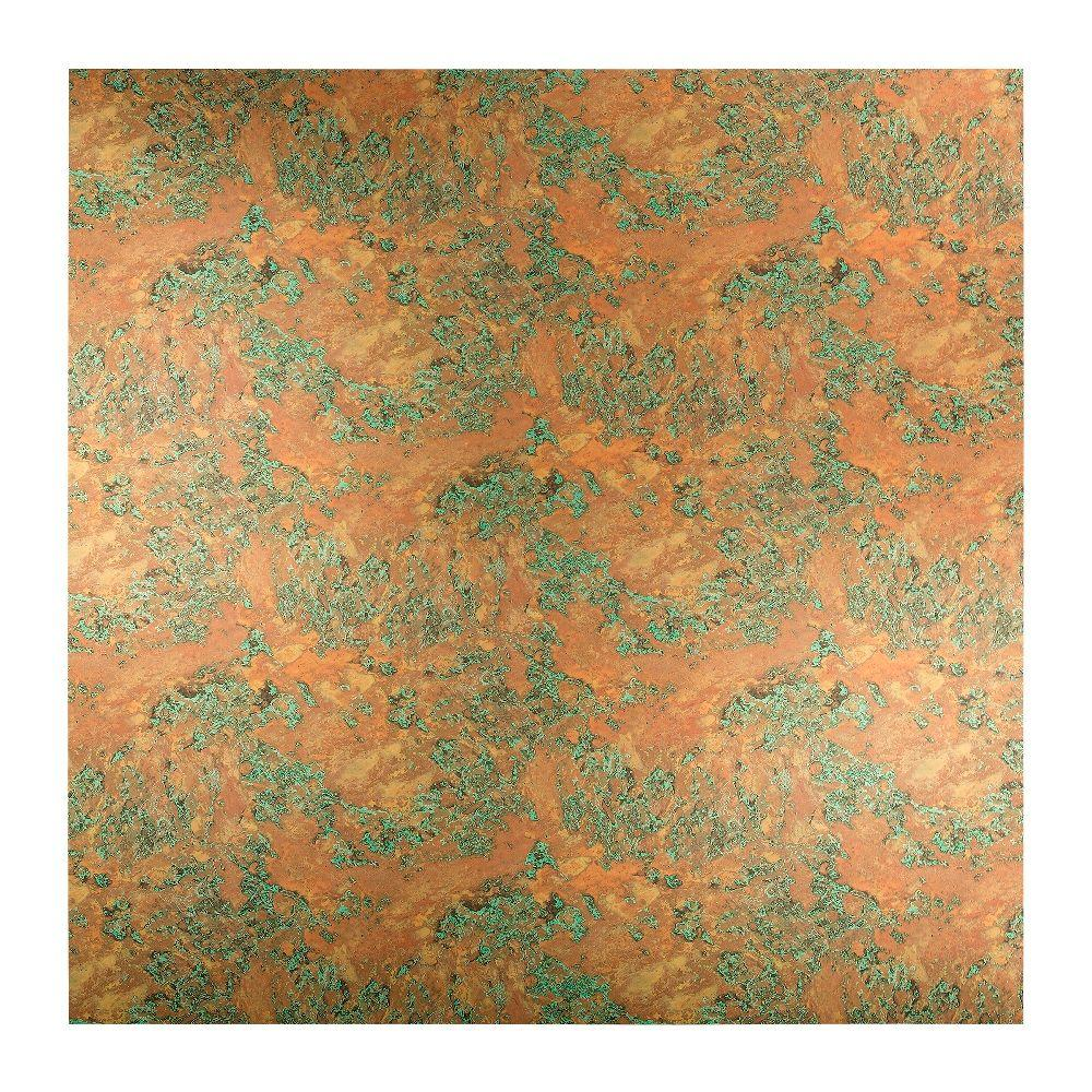 Fasade Flat Panel - 2 ft. x 2 ft. Vinyl Lay-In Ceiling Tile in ...