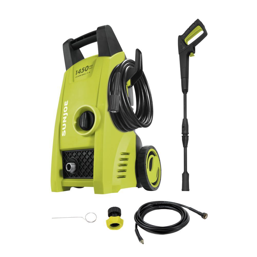 1450 PSI 1.45 GPM 11.5 Amp Electric Pressure Washer