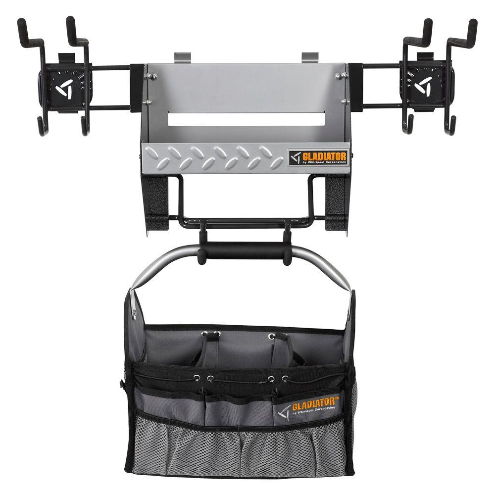 Gladiator 25 In W Project Caddy Garage Storage For