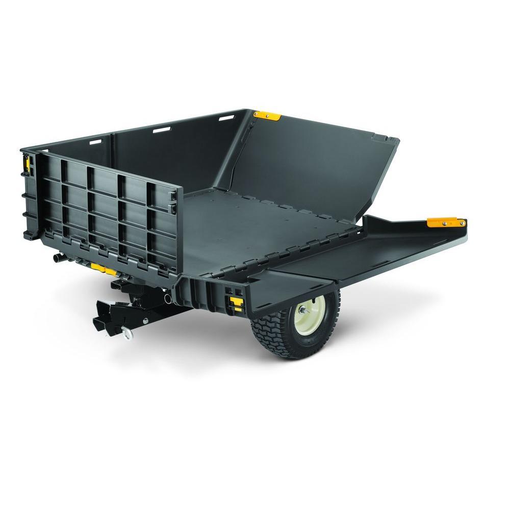 Hauler Tow-Behind Dump Cart