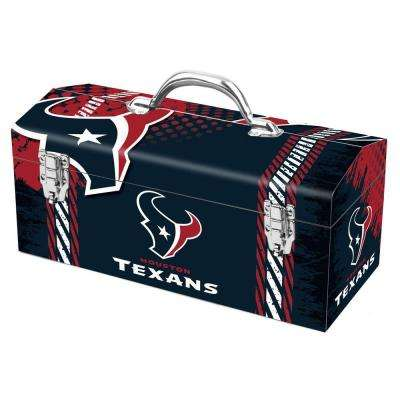7.2 in. Houston Texans NFL Tool Box
