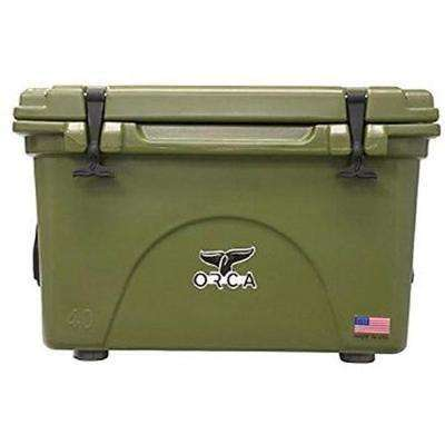 ORCA Green 40 Qt. Cooler