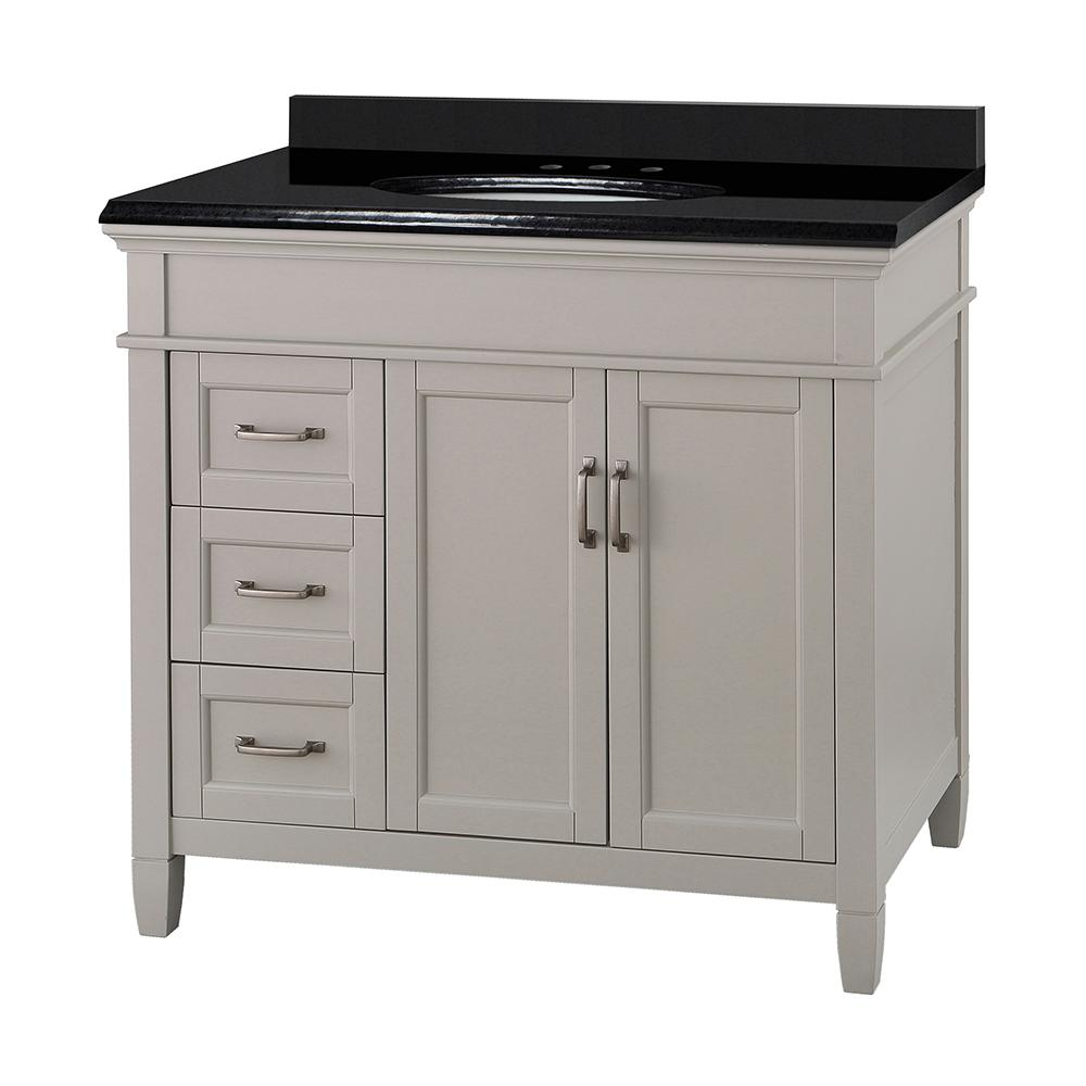 Foremost asgra3621dl ashburn 36 in w x 21 75 in d vanity for Foremost homes price list
