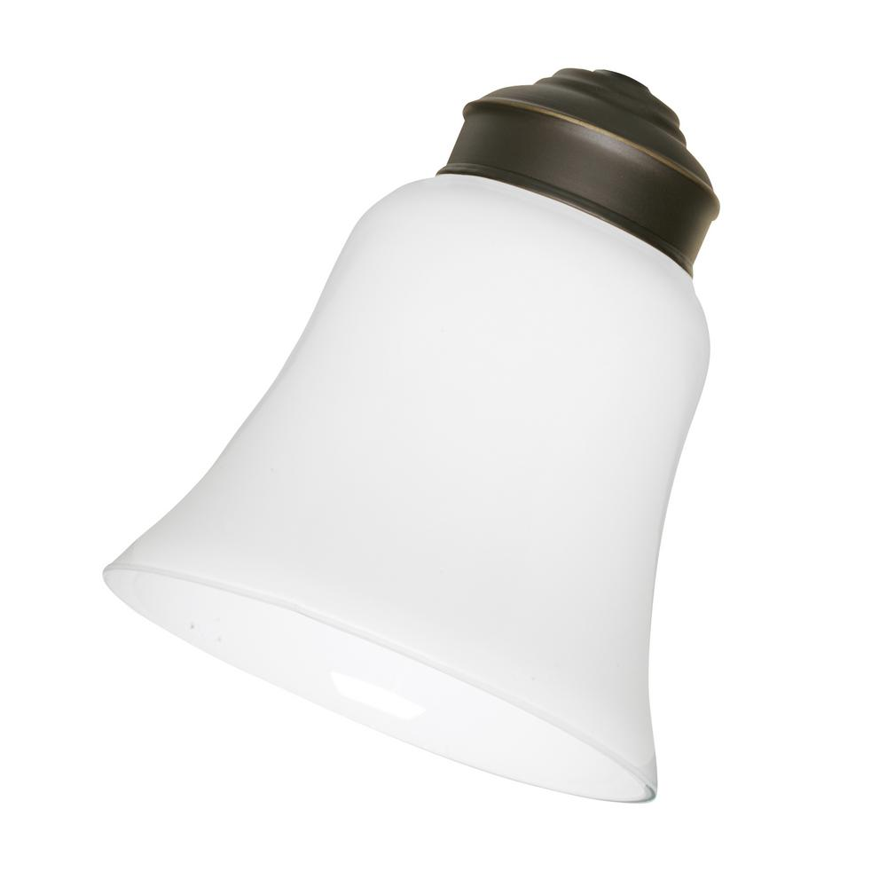 Traditional White Glass