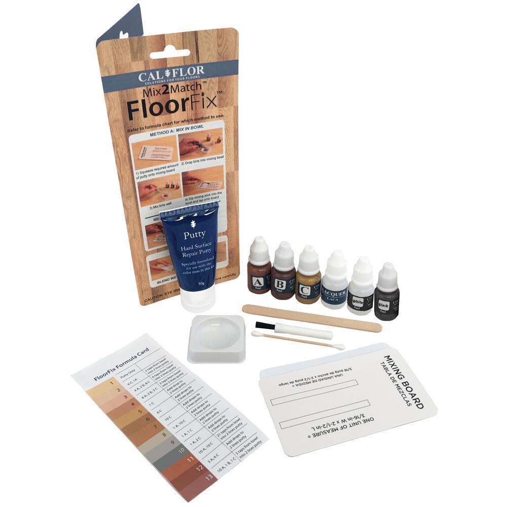 And Laminate Floor Repair Kit