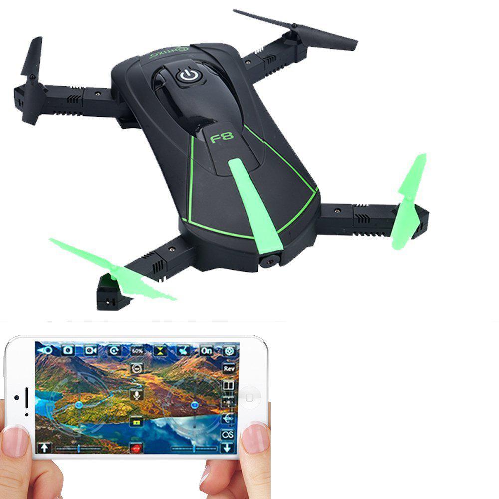 Living Room Selfie Drone