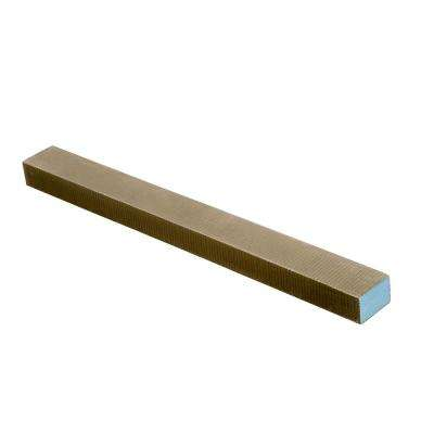 Lite 48 in. x 4.5 in. x 3 in. Waterproof Shower Curb