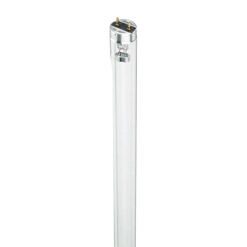 2 ft. T8 18-Watt TUV Linear Fluorescent Germicidal Light Bulb (25-Pack)