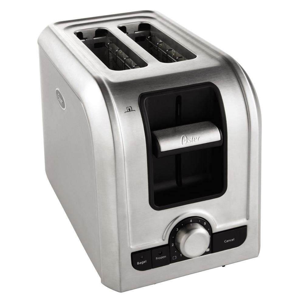 Oster 2-Slice Toaster in Stainless