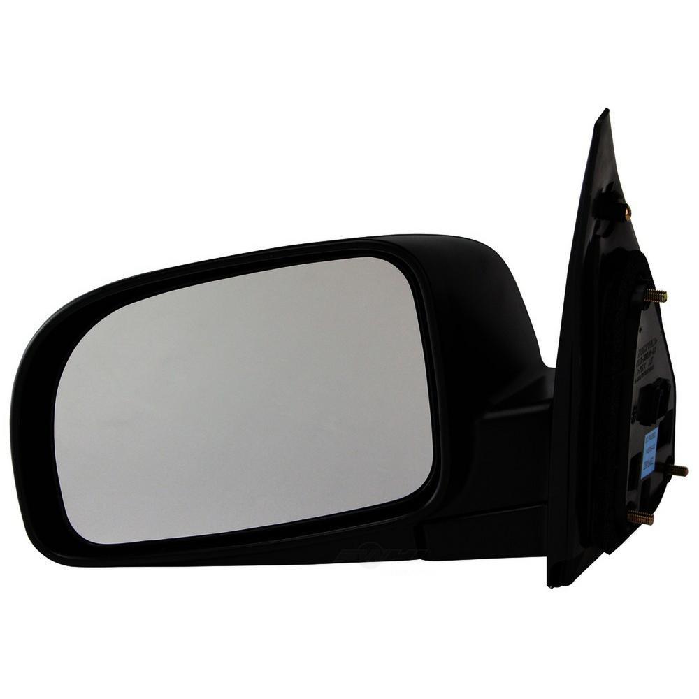 Dorman Side View Mirror - Left 2007-2009 Hyundai Santa Fe 2.7L 3.3L
