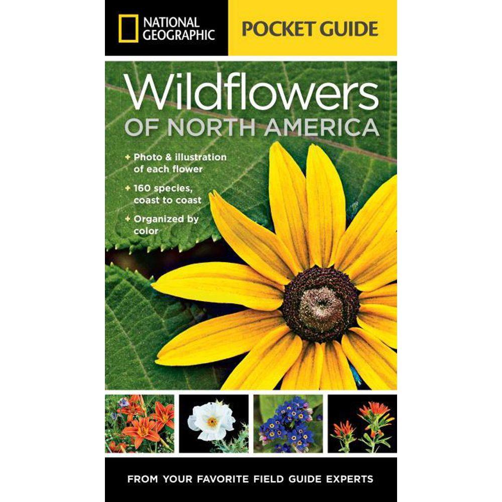 null National Geographic Pocket Guide to Wildflowers of North America