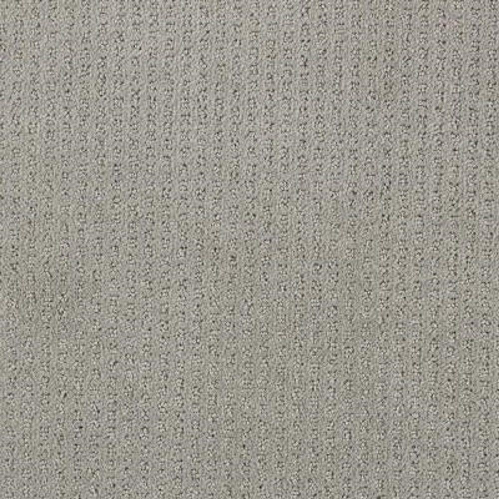 Carpet Sample - Sequin Sash - Color Pinstripe Pattern 8 in. x 8 in.