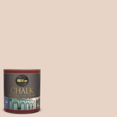 1-qt. #BCP02 Miniature Rose Interior Chalk Finish Paint