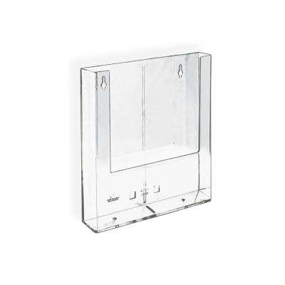 Trifold Wall Brochure Holder (10-Pack)
