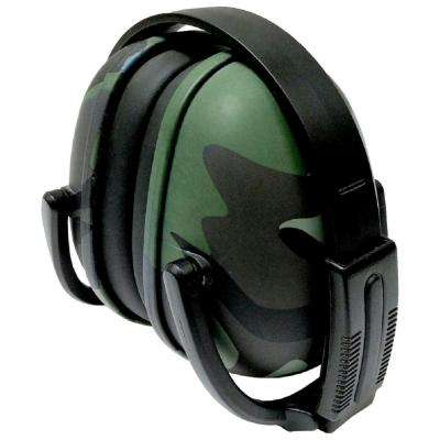 239 Folding Earmuff NRR 23dB in Green Camo