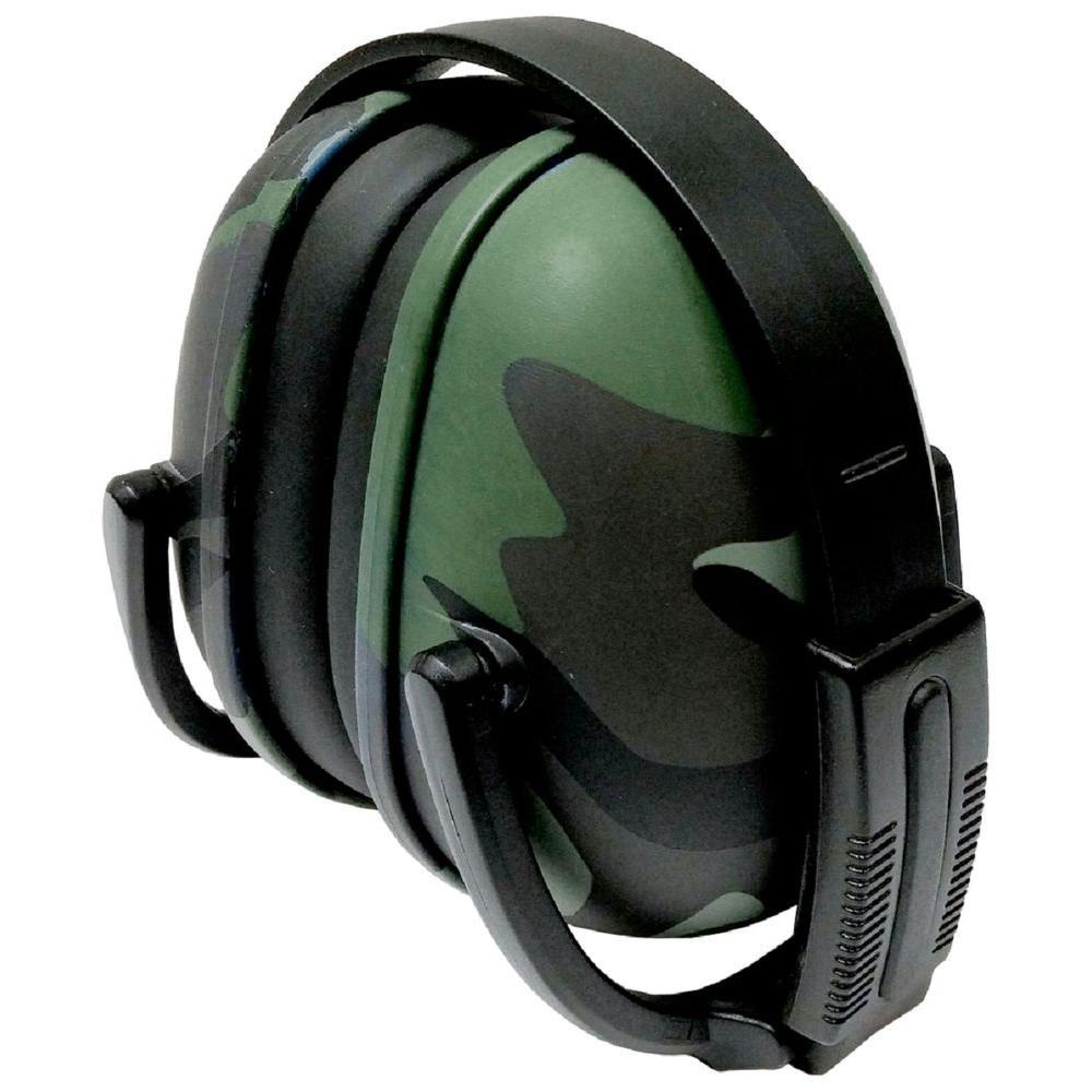 239 Folding Earmuff NRR 23dB in Green Camo