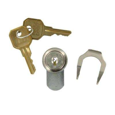 Enlosure Lock with 2-Keys