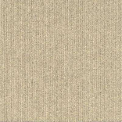 Premium Self-Stick First Impressions Ivory Ribbed Texture 24 in. x 24 in. Carpet Tile (15 Tiles/Case)