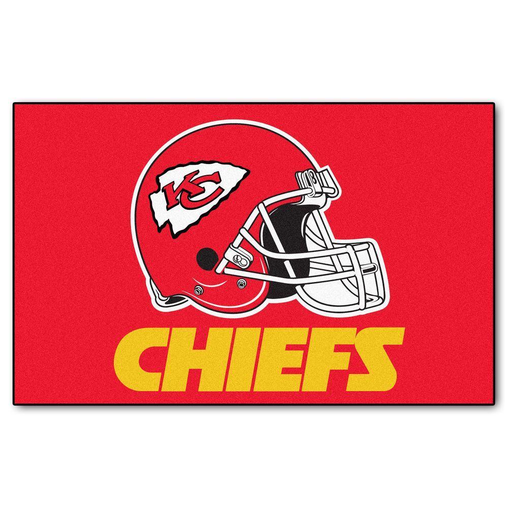 Kansas City Chiefs 5 ft. x 8 ft. Ulti-Mat