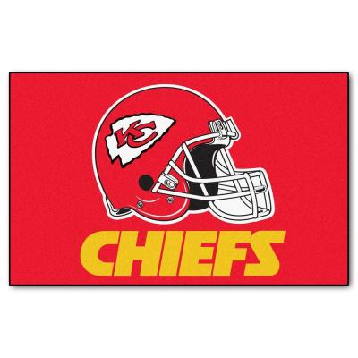 Kansas City Chiefs 5 ft. x 8 ft. Ulti-Mat