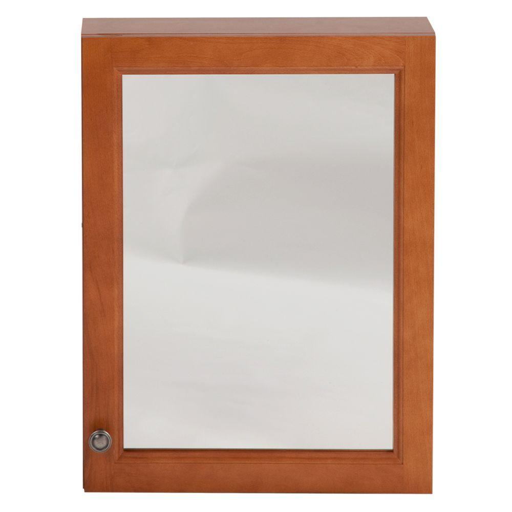 Chelsea 18 in. W x 24 in. H Surface-Mount Medicine Cabinet