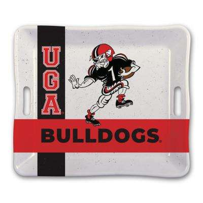 University of Georgia Melamine Serving Tray
