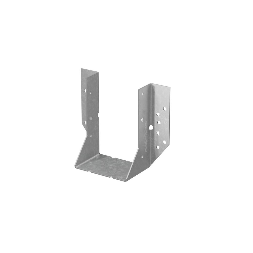 4 in. x 6 in. 14-Gauge Face Mount Joist Hanger