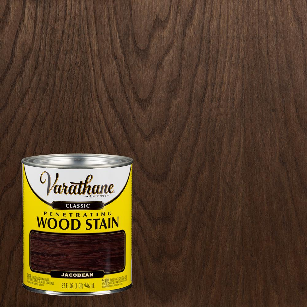 Varathane 1 qt. Jacobean Classic Wood Interior Stain