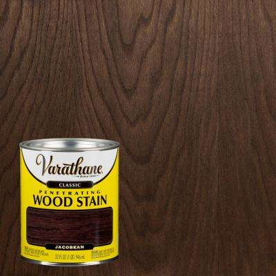 1 qt. Jacobean Classic Wood Interior Stain