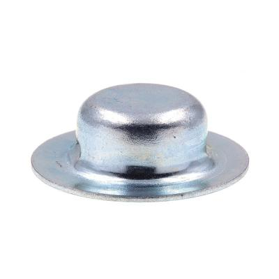 3/8 in. Zinc Plated steel Axle Hat Push Nuts (50-Pack)