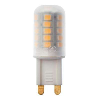 25W Equivalent Soft White G9 Non Dimmable LED Light Bulb