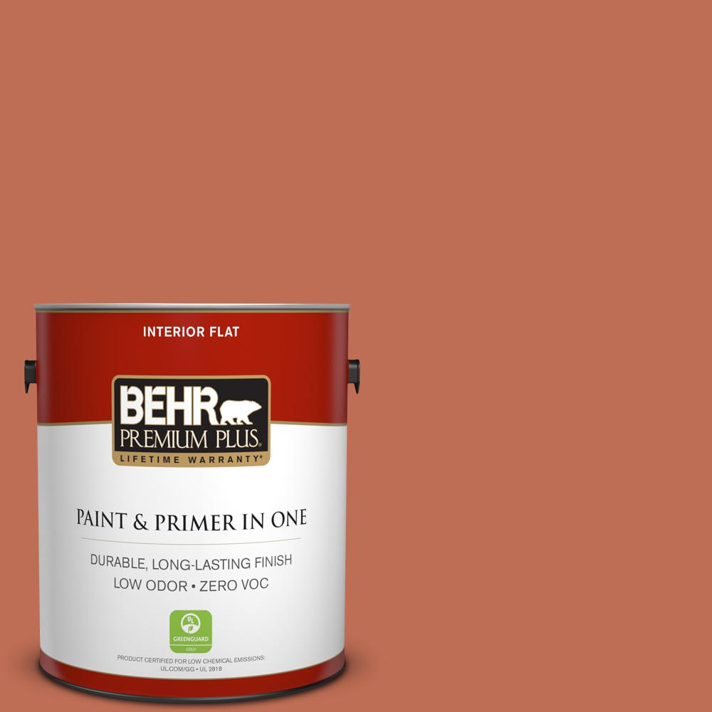 BEHR Premium Plus 1-gal. #M190-6 Before Winter Flat Interior Paint