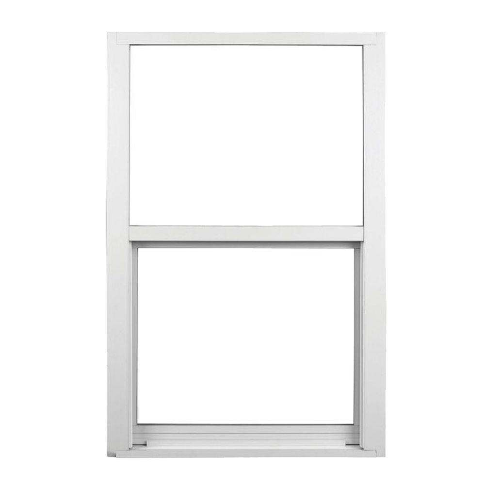 black aluminum windows interior single hung aluminum window white ply gem 37 in 63 white410fl